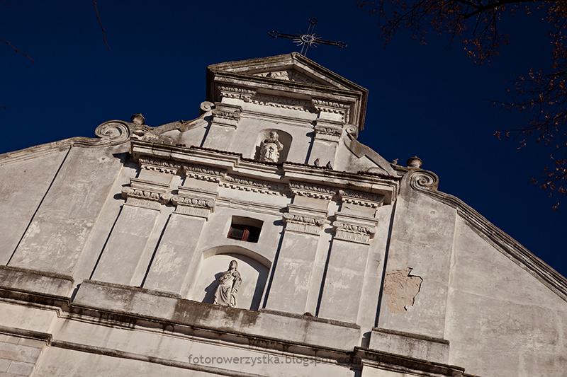 kościół Nawiedzenia Najświętszej Maryi Panny