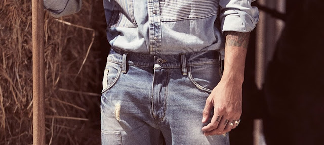 Mens Summer Fashion Trends 2016 Baggy Jeans - Bearded Couture