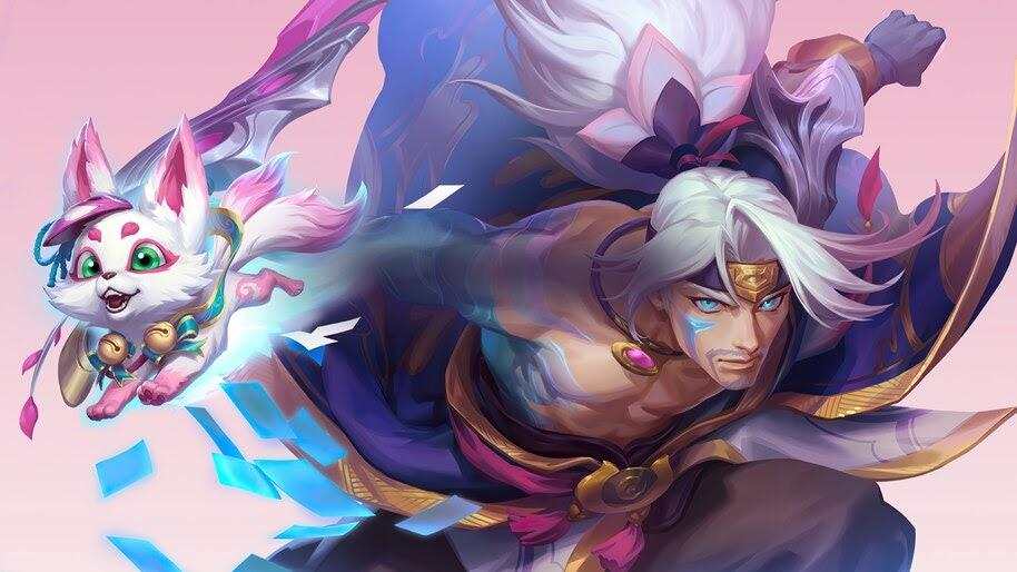Spirit Blossom, Yasuo, Legends of Runeterra, 4K, #5.2651