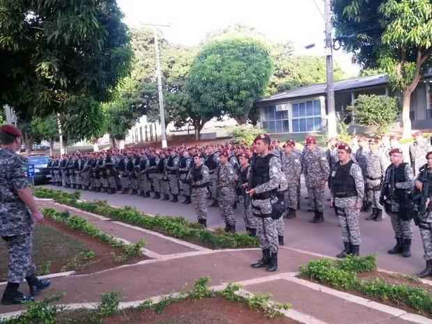 Em São Luís a Força Nacional vai reforçar policiamento nas ruas