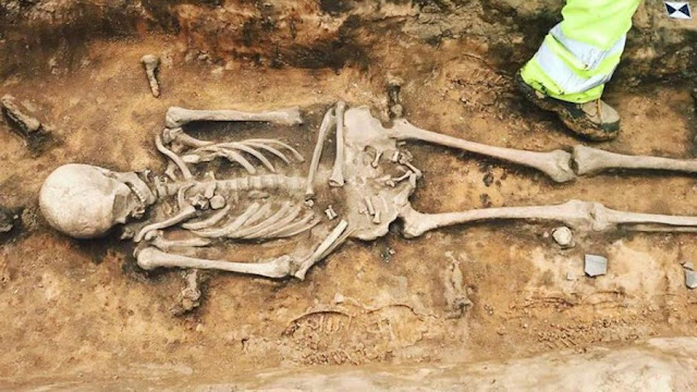 Lincoln developers stumble across Roman burials