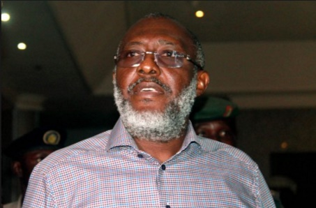 Metuh Falls During PDP Meeting, Hospitalized