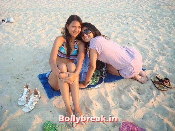 , Rochelle Maria Rao Private Bikini Pics