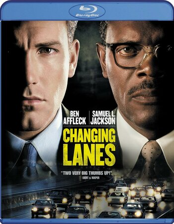Changing Lanes (2002) Dual Audio Hindi 480p BluRay x264 300MB