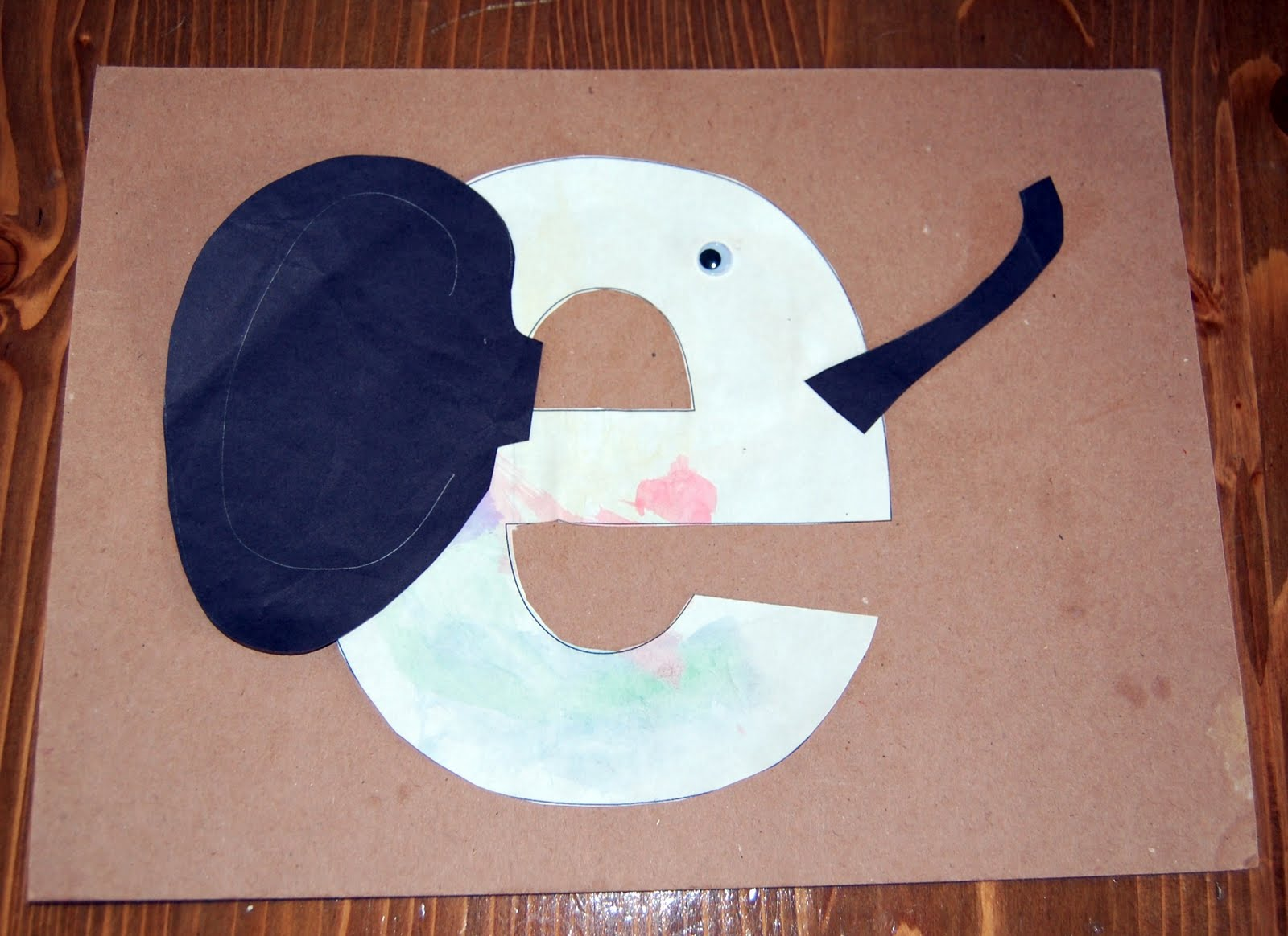 Letter E Arts And Crafts For Toddlers Letter L Crafts Levelings