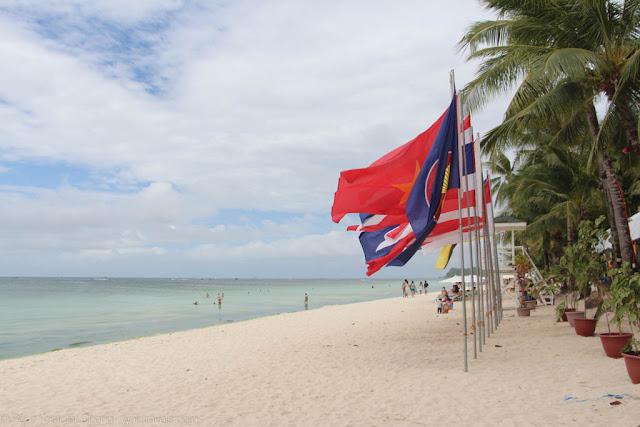 ASEAN in Boracay Island, Philippines