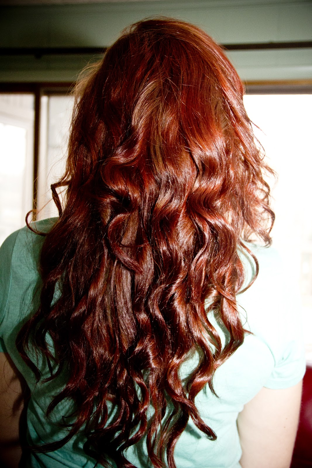 Lipstick & Chiffon : Cinnaberry Tresses