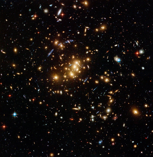 Researchers explain mystery of 'banging' galaxy clusters