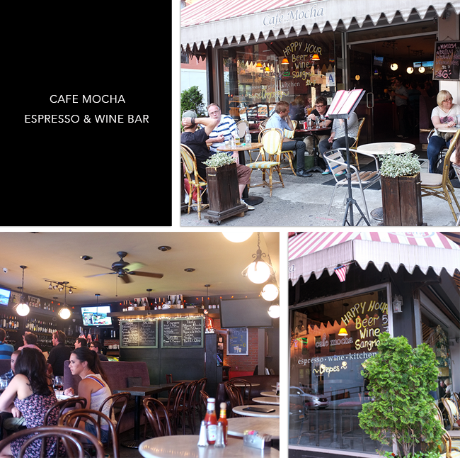 cafe mocha new york review