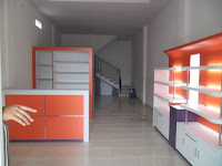 Interior untuk Klinik Kecantikan - Interior Toko