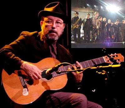 Foto de Rubén Blades en concierto