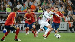 مشاهدة مباراة اسبانيا والبرتغال الجمعة 15-6-2018  بث مباشر بكأس العالم في روسيا