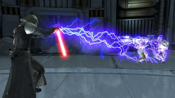 STAR WARS The Force Unleashed Ultimate Sith Edition-screenshot02-power-pcgames.blogspot.co.id