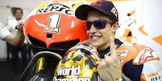 MotoGP 2017: Marquez Keluhkan Motornya, Rossi Senang Yamaha Lebih Baik
