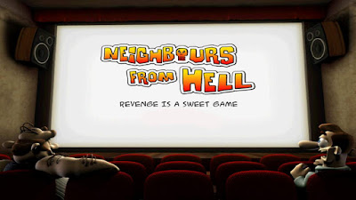 Game yang cukup menarik dan sama seperti judulnya Game:  Neighbours From Hell apk + obb
