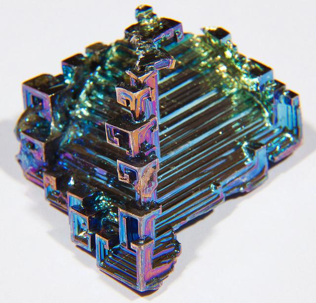 bismuth beautiful diamagnetic chemical element kuriositas. Black Bedroom Furniture Sets. Home Design Ideas