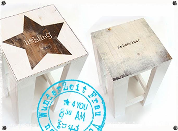 frau von und zu wunderzeit holztisch selber bauen diy. Black Bedroom Furniture Sets. Home Design Ideas