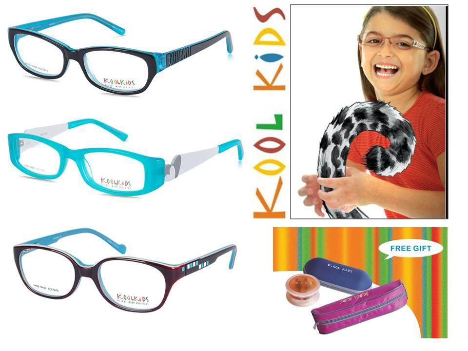 ac1a6d69b Esta nova coleção de óculos para crianças apresenta uma grande variedade de  estilos que combinam cores brilhantes e ousadas, sendo perfeita para  crianças ...