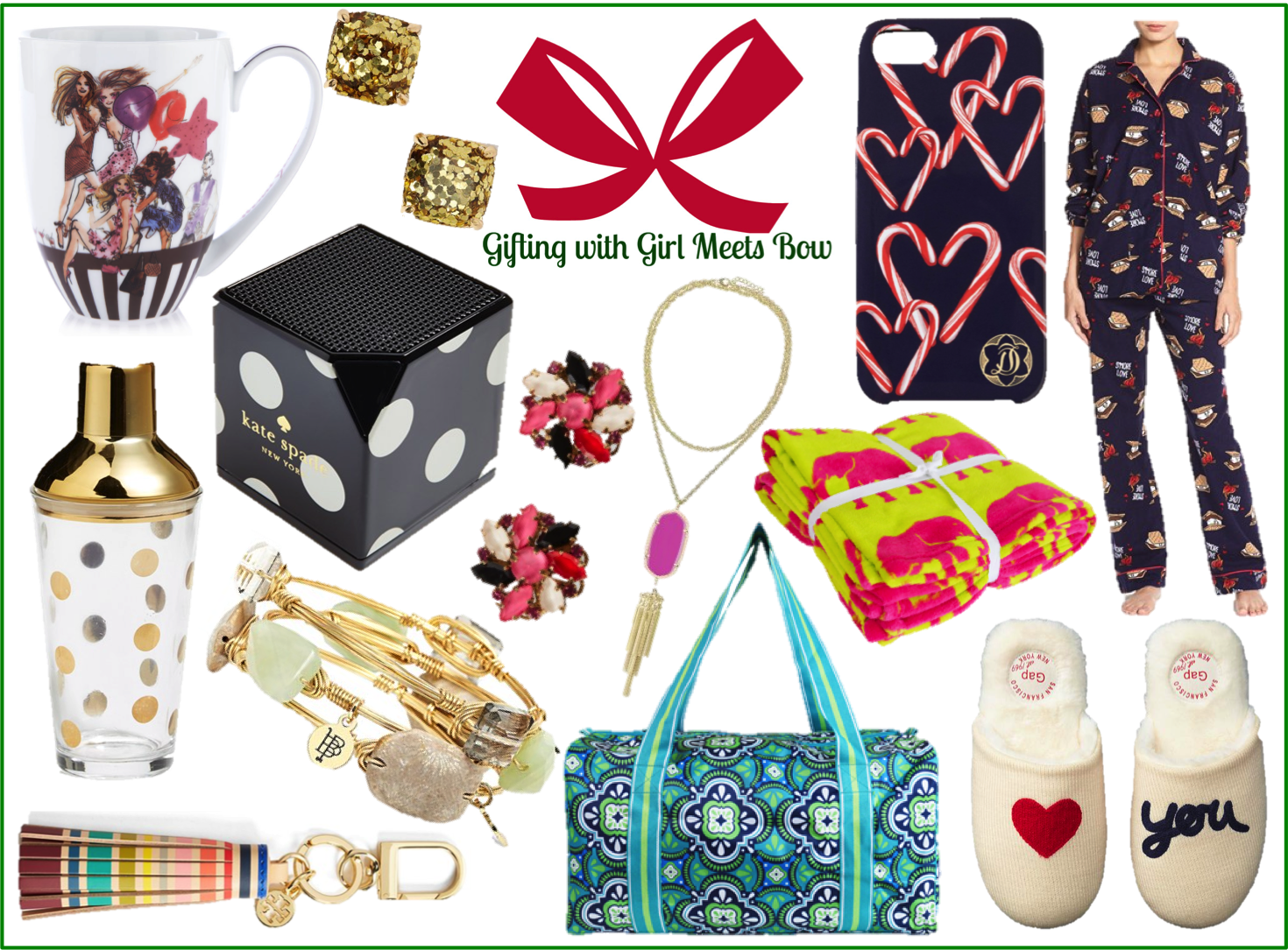 Gifting with Girl Meets Bow: For Her