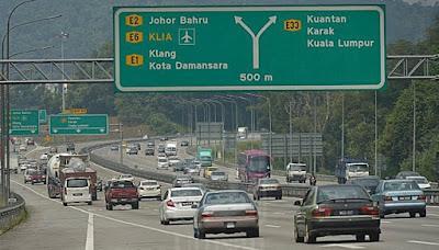 PLUS Cadang Jadual Waktu Perjalanan Balik Kampung