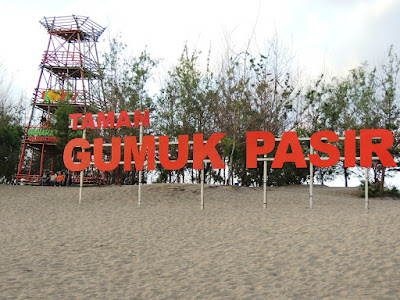 Main ke Taman Gumuk Pasir Yogyakarta
