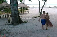 Television actress Aashka Goradia in Bikini on a trip to the Andaman islands ~  Exclusive 002.jpg