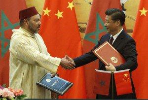 Le Maroc fait les yeux doux à la Chine qui n'attendait que ça.