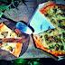 Pizza de Cogumelo, essa você tem que experimentar