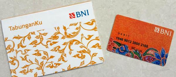 Rekening BNI Bebas Biaya Admin Bulanan