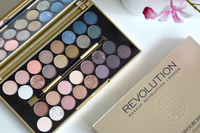 Zoom sur la Fortune Favours The Brave de Makeup Revolution