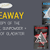 GIVEAWAY: KOSMOS Books 1, 2, and 3 Up For Grabs
