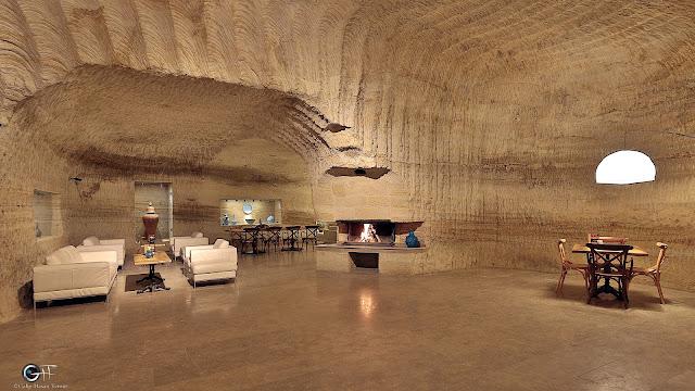 yeraltı seramik müzesi, kapadokya