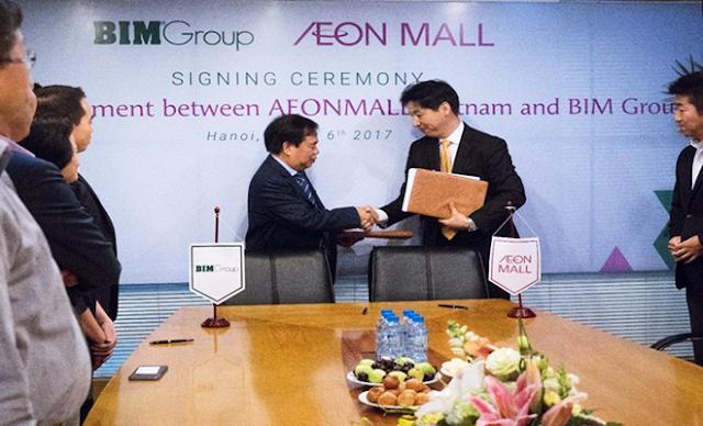 Sắp xây dựng Aeon Mall Hà Đông