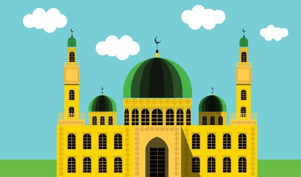 Doa Masuk Dan Keluar Masjid Sesuai Sunnah