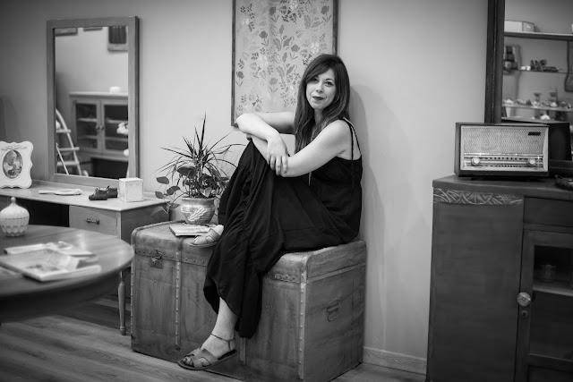 Soffitta: Βιβή Κόντη 1 Annie Sloan Greece