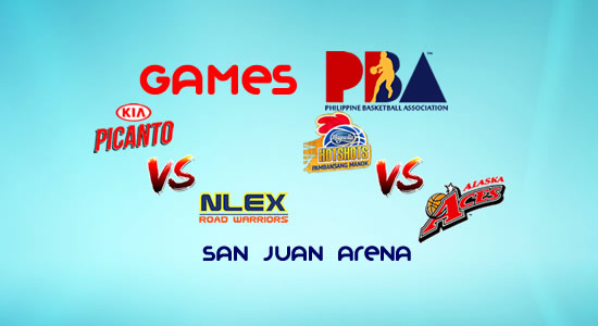 List of PBA Games: December 20 at San Juan Arena 2017 PBA Philippine Cup