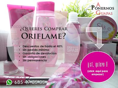 Comprar cosméticos Oriflame