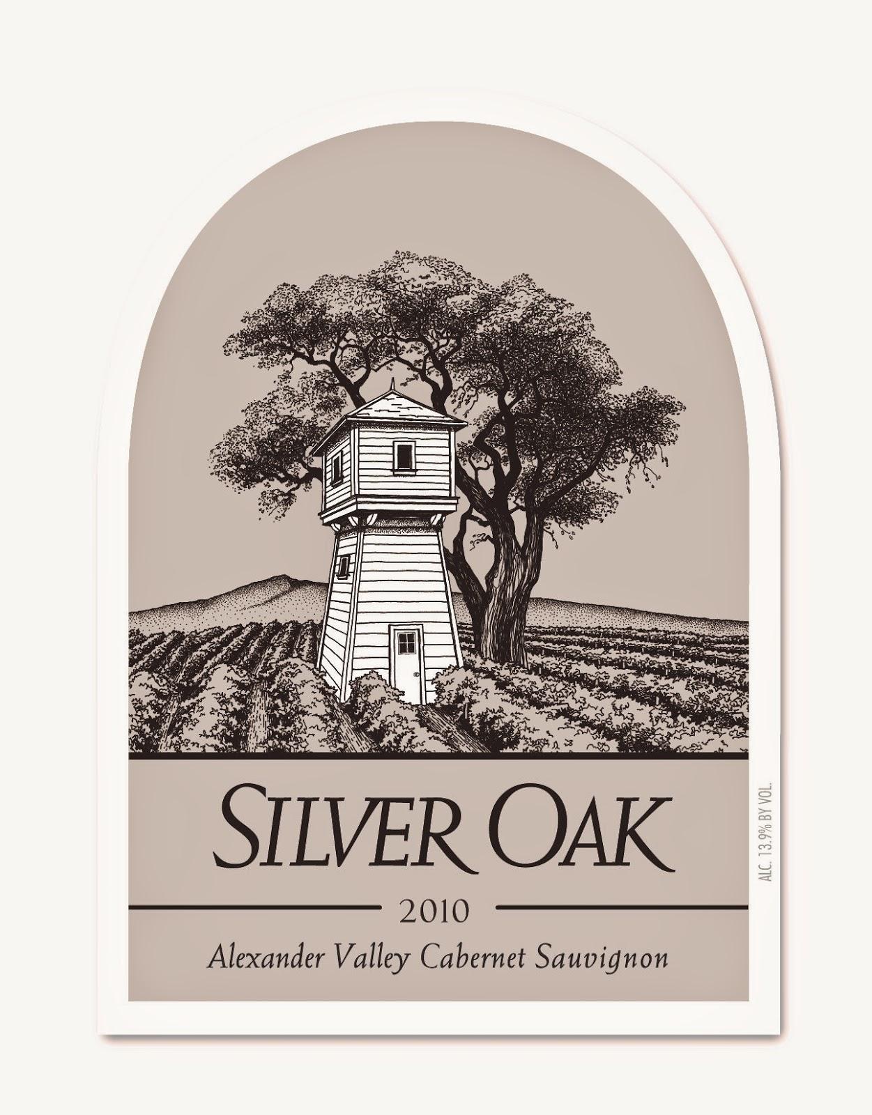 Wineproguy Wine Blog Silver Oak 2010 Alexander Valley