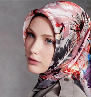 bahan kain hijab