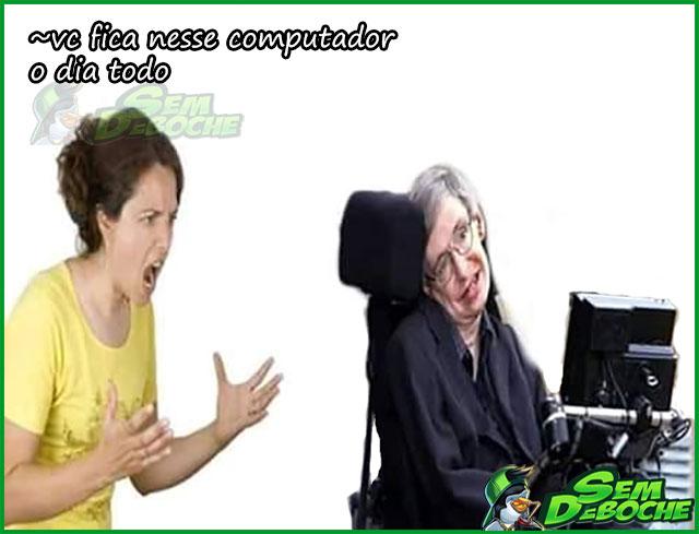 HUMOR NEGRO #72 - SAI DESSE COMPUTADOR