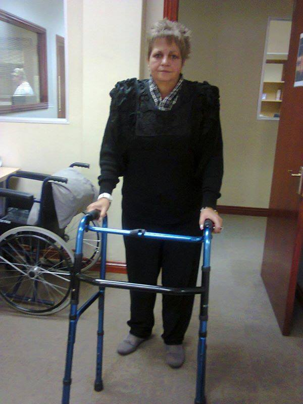 Charity Begins With Me: Wheelchair + Walker Donation