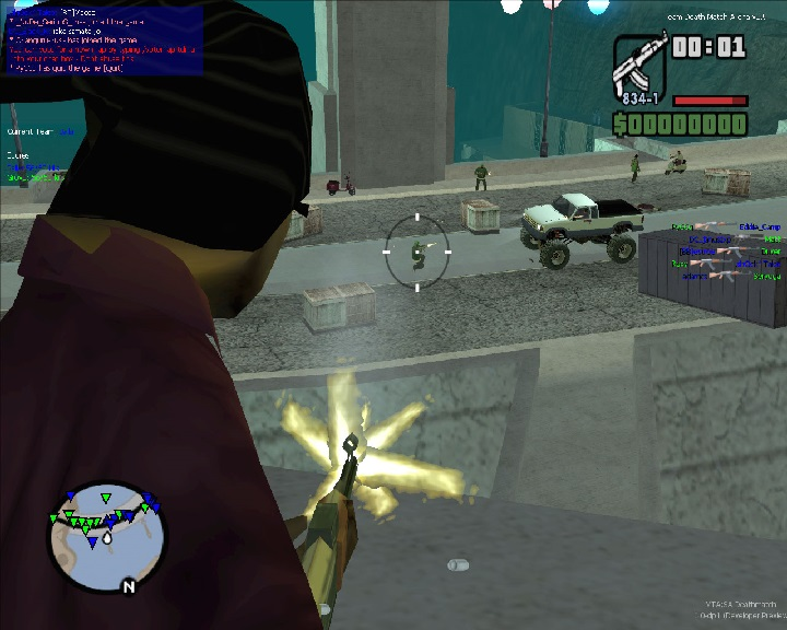 gta san andreas games free