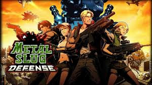 METAL SLUG DEFENSE  MOD APK