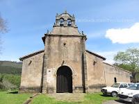 San Salvador de Priesca camino de Santiago Norte Sjeverni put sv. Jakov slike psihoputologija