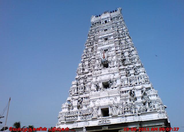Uthiramerur Sri Sundara Varadhar Temple