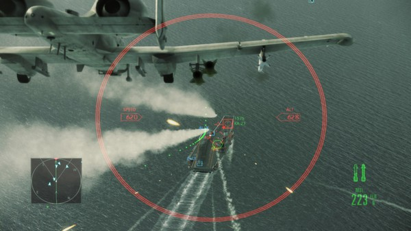Ace Combat Assault Horizon Enhanced Edition System Requirements