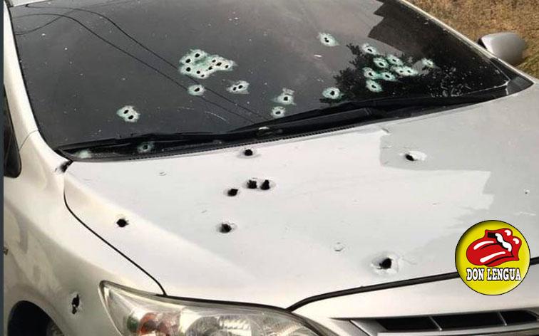Mataron con muchos disparos a este conductor en Parque Caiza - Miranda