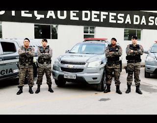 site policia mg - ROTAM atua em Ravena