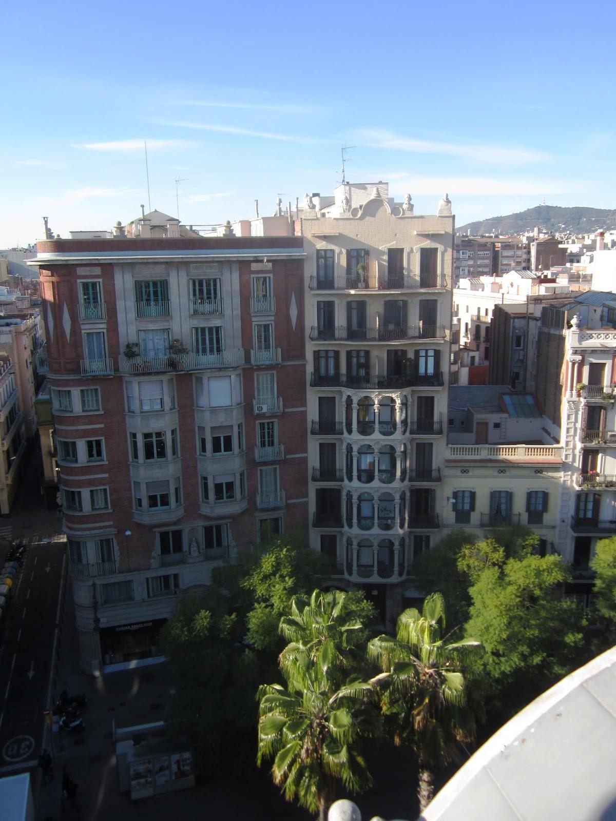 Redescubriendo barcelona y m s all 20 01 2016 casa for Terraza casa fuster