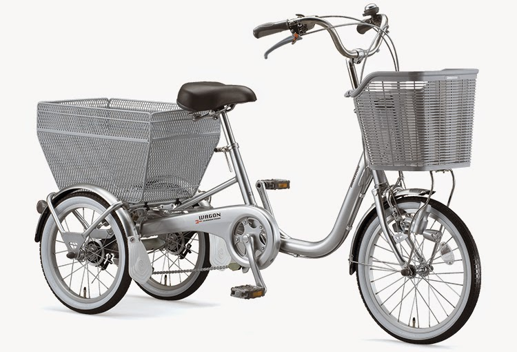 Japan's Cycling Seniors | Tokyo By Bike - Cycling News ...